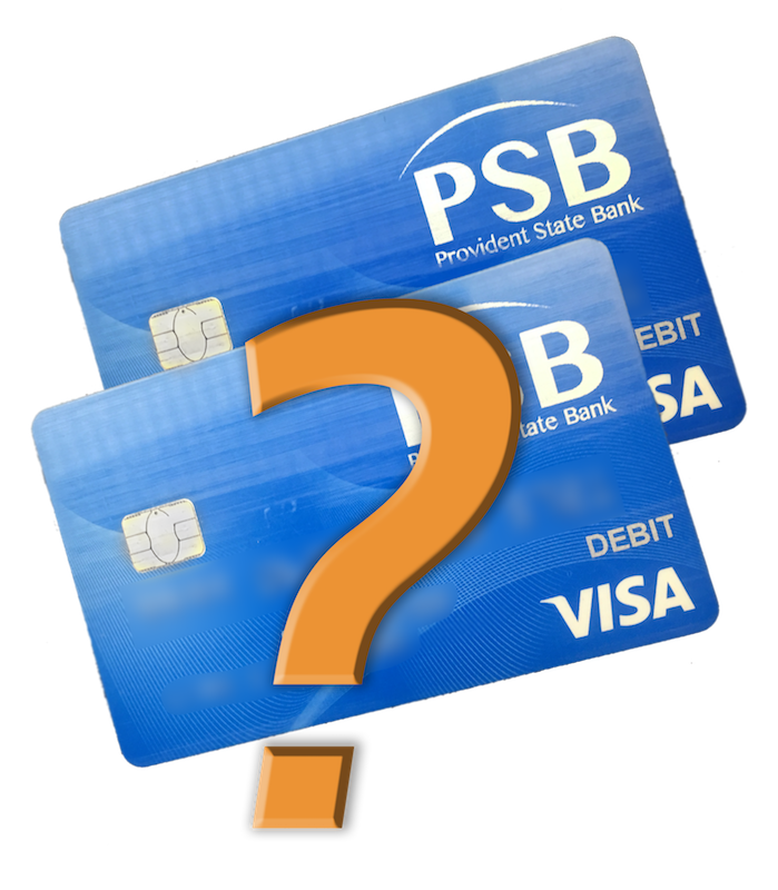Provident State Bank > Lost or Stolen Debit Card